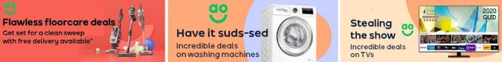 اعثر على المنتجات الإلكترونية الاستهلاكية المثالية مع AO.com